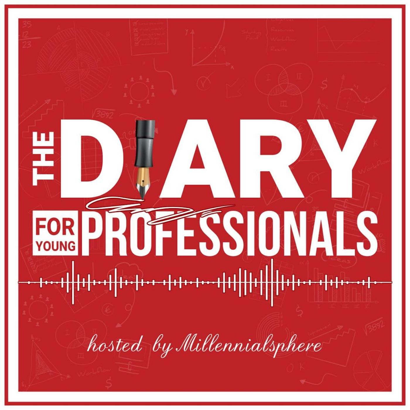 Diary for Young Professionals - Millennialsphere